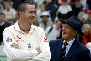 Much like Kevin Pietersen, it is nigh on impossible to ignore Boycott (Gareth Copley/PA)