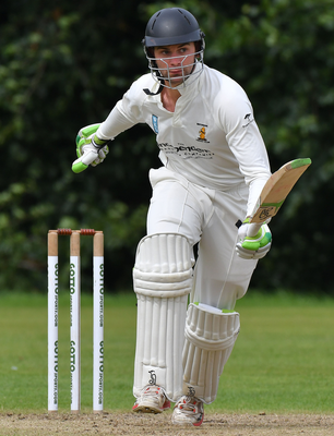 James Shannon scored a superb 140 not out to ensure the NCU side were in no danger of losing their second game to Leinster Lightning