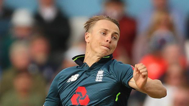 Tom Curran insists England's confidence hasn't been hit by their defeat in the opening ODI (Nigel French/PA)