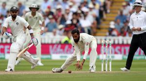 Adil Rashid has not played Test cricket in more than a year (Nick Potts/PA)