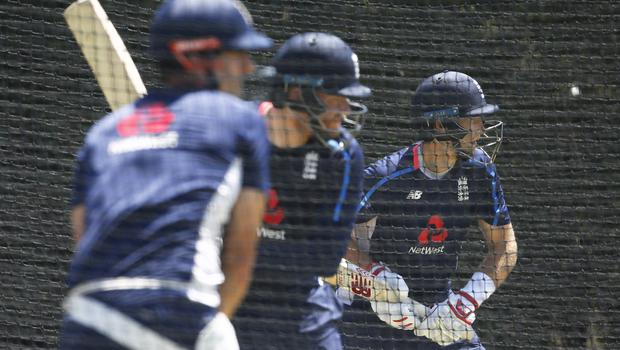 Root, right, insists England's practice routine has not slipped