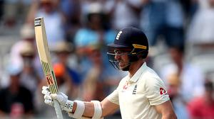 Jack Leach top-scored with 92 for England (Bradley Collyer/PA)