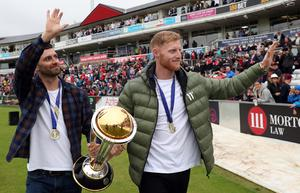 Stokes went on to win the World Cup in 2019 (Scott Heppell/PA)