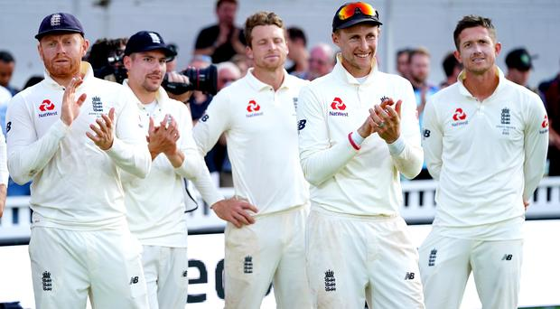 England face fresh challenges over the next 12 months (Mike Egerton/PA)