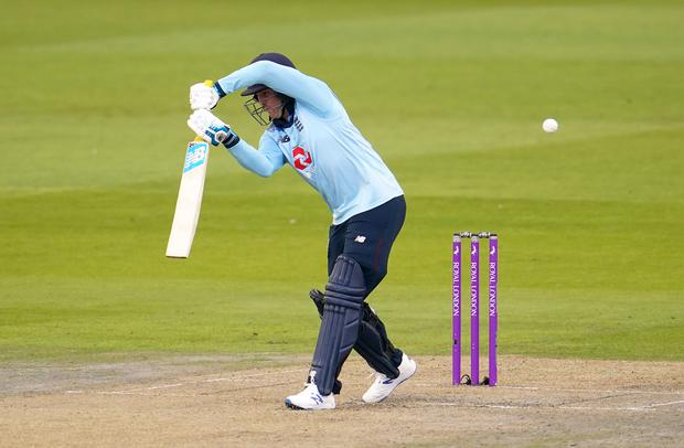Jason Roy could do with a score (Jon Super/PA)