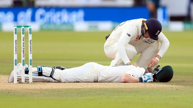 Archer has revealed his concern for Smith (Mike Egerton/PA)