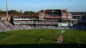 The Kia Oval will stage Surrey v Middlesex on July 26 and 27 (John Walton/PA)