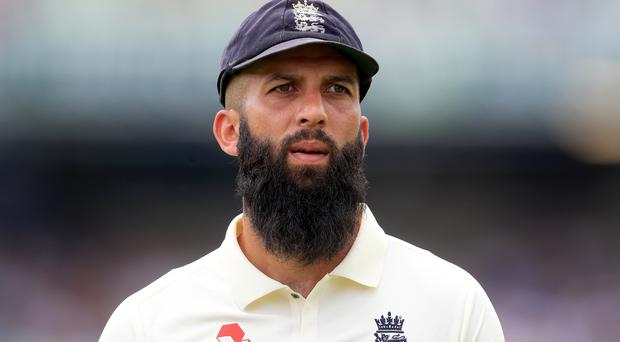 Moeen Ali remains unavailable to England and will miss the Test series in South Africa (Mike Egerton/PA)