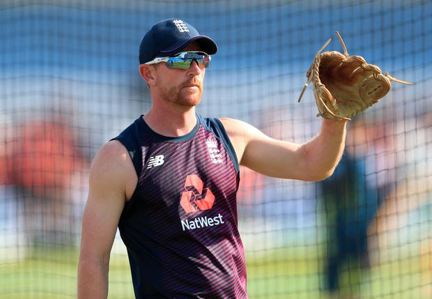 Paul Collingwood is one of two senior assistants in the England set-up (Mike Egerton/PA)