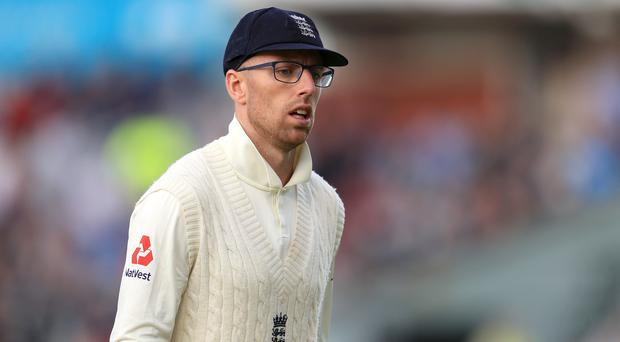 Jack Leach is free to play for Somerset against Essex next week (Mike Egerton/PA)
