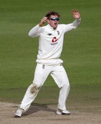Dom Bess took five wickets in his first sub-continental appearance (Alastair Grant/PA)