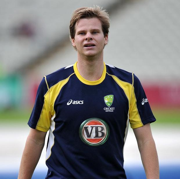 Steve Smith's unbeaten century rescued the situation for Australia A