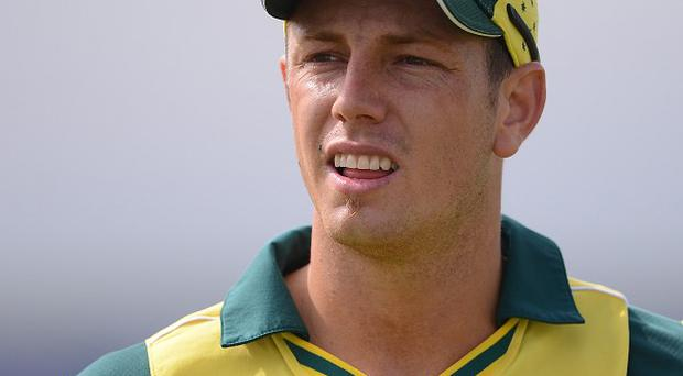 James Pattinson made 66 for Australia