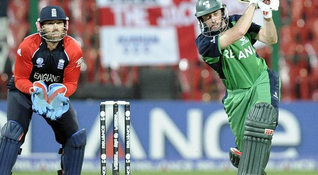 All-rounder Alex Cusack returns to the Ireland squad for their ICC World Twenty20 qualifiers next month