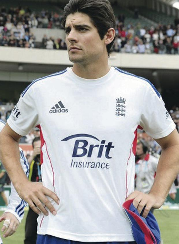 Alastair Cook has failed to find his form