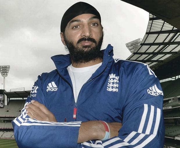 Big challenge: Monty Panesar wants England to raise their game
