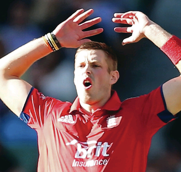 Boyd Rankin has been overlooked for the World Twenty20