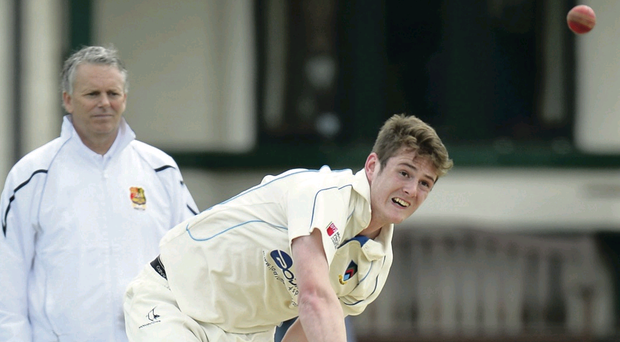 Call-up: Mark Adair has been drafted into the Northern Knights squad