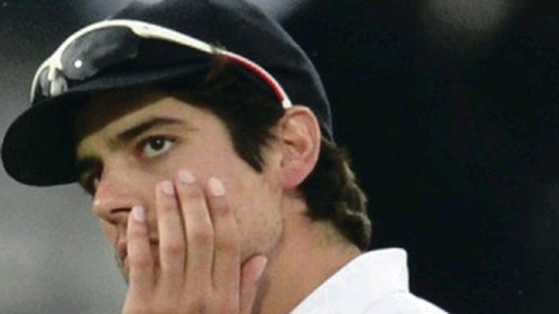 Visit: Alistair Cook's England side will take on Ireland