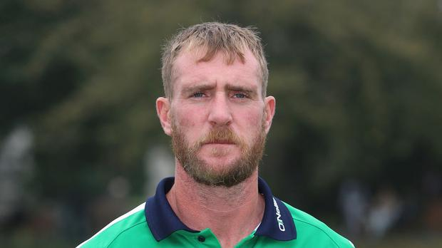 Inspirational: Opener John Mooney was in fine form finishing 53 not out from 52 balls