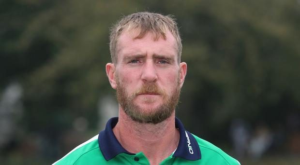 Brendan Taylor has apologised to John Mooney, pictured, over an