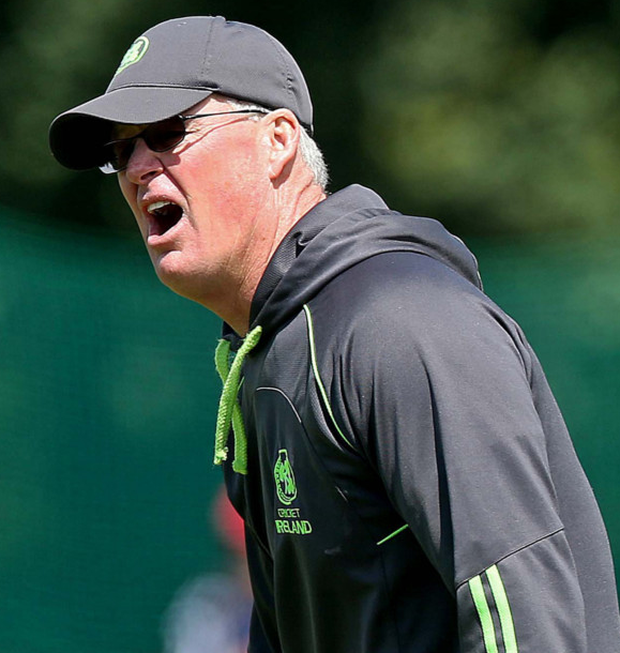 Star turn: John Bracewell has been impressed by what he has seen from the tournament so far