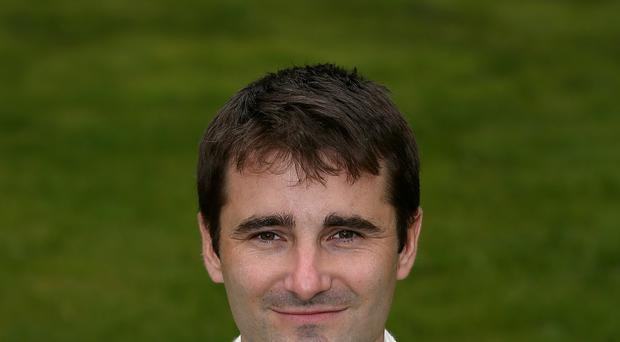 Tim Murtagh was among the wickets for Ireland