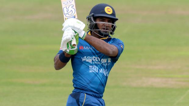 Kusal Perera hit a century as Sri Lanka beat Ireland in their ODI to complete a series win