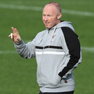 Familiar face: Ulster coach Neil Doak is an ex-Ireland cricketer