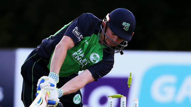 Ireland are hoping to become a Test nation