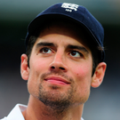 Stepped down: Alastair Cook has quit as England captain