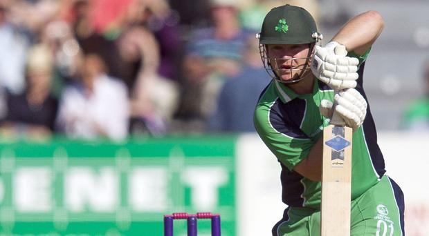 Paul Stirling's half-century was in vain for Ireland against Afghanistan