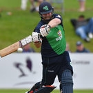 In vain: Paul Stirling couldn't prevent Ireland's series loss