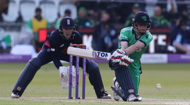 Ireland, and their captain William Porterfield, pictured left, will now be able to play Test matches