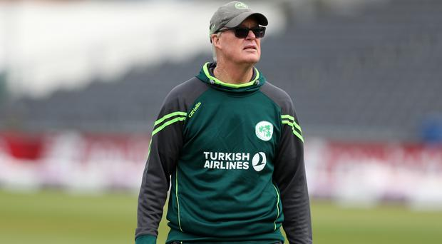 Ireland coach John Bracewell will leave his post later this year