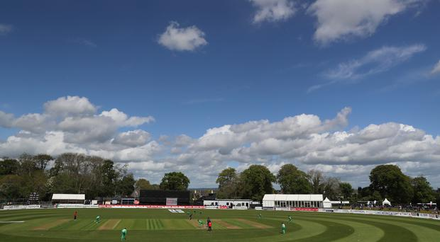 Dublin's Malahide ground is the favourite to host Ireland's inaugural Test