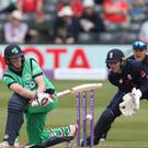 Ireland's Kevin O'Brien hit 46 off 24 balls in their win over Scotland