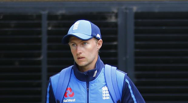 Joe Root led England with 62