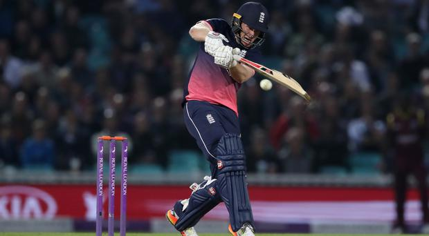 England v West Indies – Fourth Royal London One Day International – Kia Oval