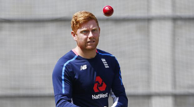 England's Jonny Bairstow was in form as England beat New Zealand (Jason O'Brien/PA)