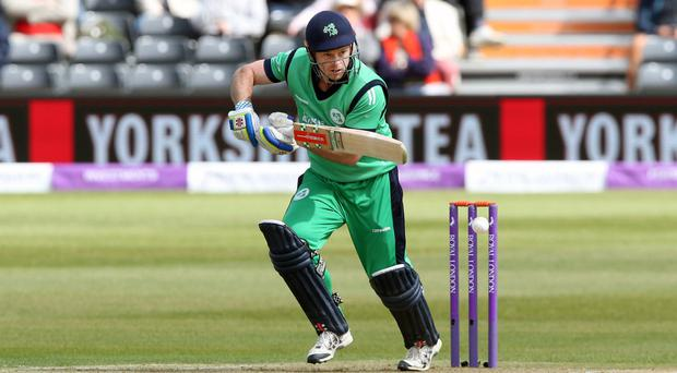 Ireland beat UAE to seal Super Six spot