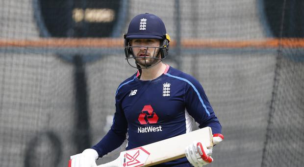England's Mark Stoneman said he has to prove himself in New Zealand (Jason O'Brien/PA)