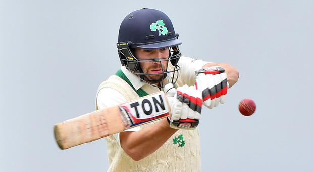 Balbirnie ton anchors Ireland to vital CWCQ win