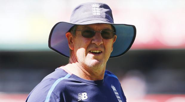 Trevor Bayliss was baffled by England 's batting collapse