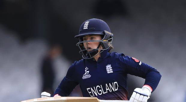 India v England – ICC Women's World Cup – Final