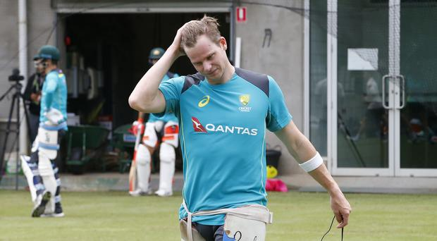 Steve Smith is at the centre of a ball-tampering controversy