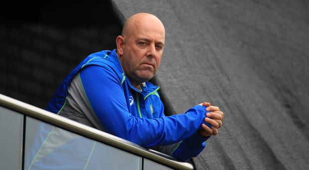 Darren Lehmann is to stand down as head coach of Australia in the wake of the ball-tampering scandal (Mike Egerton/PA Images)