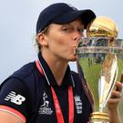 Heather Knight has been named among Wisden's five Cricketers of the Year