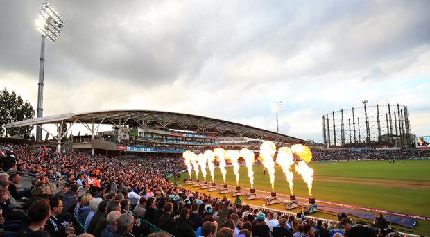 Surrey v Middlesex – NatWest T20 Blast – South Division – Kia Oval