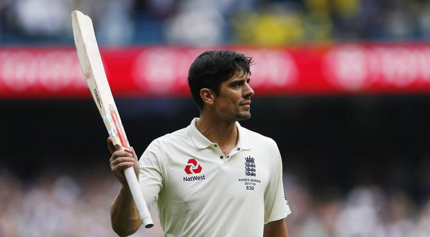 Alastair Cook is worried about the future of the longer format of the game